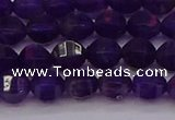 CNA931 15.5 inches 6mm pumpkin amethyst gemstone beads