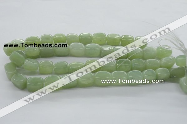 CNG219 15.5 inches 15*20mm nuggets New jade gemstone beads