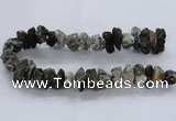 CNG2541 12*20mm – 15*30mm nuggets tourmaline beads wholesale