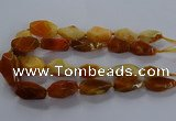 CNG2731 15.5 inches 15*30mm - 20*40mm nuggets agate beads