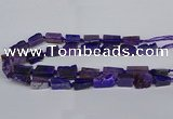 CNG2901 15.5 inches 12*16mm - 15*25mm freeform agate beads