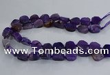 CNG2908 15.5 inches 12*16mm - 15*25mm freeform agate beads