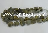 CNG3021 15.5 inches 15*20mm - 22*30mm nuggets labradorite beads