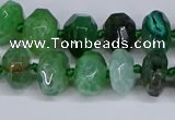 CNG3368 15.5 inches 10*14mm - 12*16mm nuggets agate beads