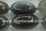 CNG349 15.5 inches 15*20mm - 20*30mm nuggets agate gemstone beads