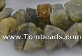 CNG5036 15.5 inches 12*20mm - 15*25mm nuggets labradorite beads