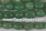 CNG551 15.5 inches 10*13mm nuggets green aventurine beads