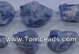 CNG5726 13*18mm - 15*20mm nuggets aquamarine beads wholesale