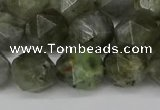 CNG6184 15.5 inches 10mm faceted nuggets labradorite beads