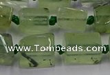 CNG6809 15.5 inches 5*8mm - 8*12mm nuggets prehnite beads