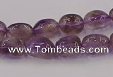 CNG6850 15.5 inches 8*12mm - 10*14mm nuggets amethyst beads