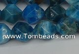 CNG7432 15.5 inches 10mm faceted nuggets apatite gemstone beads