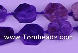 CNG7614 15.5 inches 13*14mm - 16*18mm freeform charoite beads