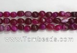 CNG8117 15.5 inches 8*12mm nuggets agate beads wholesale