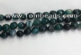 CNG8123 15.5 inches 8*12mm nuggets agate beads wholesale