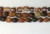 CNG8251 15.5 inches 13*18mm nuggets agate beads wholesale