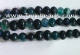 CNG8334 15.5 inches 10*12mm nuggets agate beads wholesale