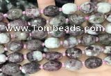 CNG8536 15.5 inches 9*14mm - 10*18mm faceted nuggets tourmaline beads