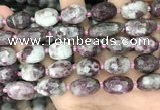 CNG8537 15.5 inches 11*15mm - 12*21mm faceted nuggets tourmaline beads