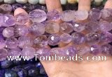 CNG8564 12*16mm - 15*20mm faceted nuggets ametrine beads