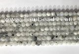 CNG9064 15.5 inches 6mm faceted nuggets white moonstone gemstone beads