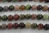 CNI301 15.5 inches 6mm round imperial jasper beads wholesale