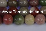 CNI353 15.5 inches 10mm round imperial jasper beads wholesale