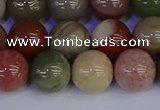 CNI354 15.5 inches 12mm round imperial jasper beads wholesale