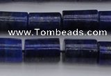 CNL1155 15.5 inches 10*16mm tube lapis lazuli gemstone beads