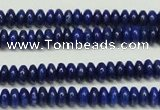 CNL1260 15.5 inches 2*5mm rondelle natural lapis lazuli beads