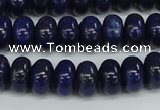 CNL1502 15.5 inches 6*10mm rondelle lapis lazuli beads wholesale