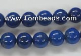 CNL215 15.5 inches 10mm round A- grade natural lapis lazuli beads