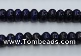 CNL611 15.5 inches 5*8mm rondelle natural lapis lazuli gemstone beads