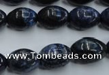 CNL625 15.5 inches 13*17mm rice natural lapis lazuli gemstone beads