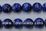 CNL716 15.5 inches 12mm round natural lapis lazuli gemstone beads