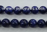 CNL853 15.5 inches 10mm round natural lapis lazuli gemstone beads