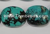 CNT271 15.5 inches 20*24mm - 25*32mm nuggets natural turquoise beads