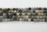 COP1600 15.5 inches 4mm round moss opal beads wholesale