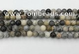 COP1601 15.5 inches 6mm round moss opal beads wholesale