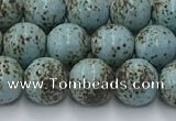 CPL101 15.5 inches 8mm round linden beads wholesale