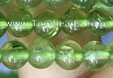 CPO131 15.5 inches 5mm round natural peridot beads wholesale