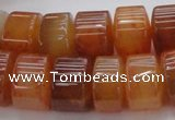 CRB258 15.5 inches 13*18mm rondelle carnelian gemstone beads