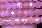 CRB2664 15.5 inches 2*3mm faceted rondelle moonstone beads