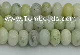 CRB2825 15.5 inches 4*6mm rondelle jade beads wholesale