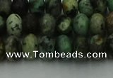 CRB2901 15.5 inches 5*8mm rondelle African turquoise beads