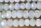 CRB3123 15.5 inches 2*3mm faceted rondelle tiny jade beads