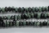 CRB45 15.5 inches 3*6mm rondelle african turquoise beads