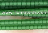CRB5511 15 inches 2*2mm heishi synthetic turquoise beads wholesale