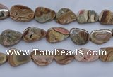 CRC1017 15.5 inches 18*20mm - 24*40mm freeform rhodochrosite beads