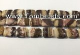 CRC1103 15.5 inches 18*25mm rectangle rhodochrosite beads